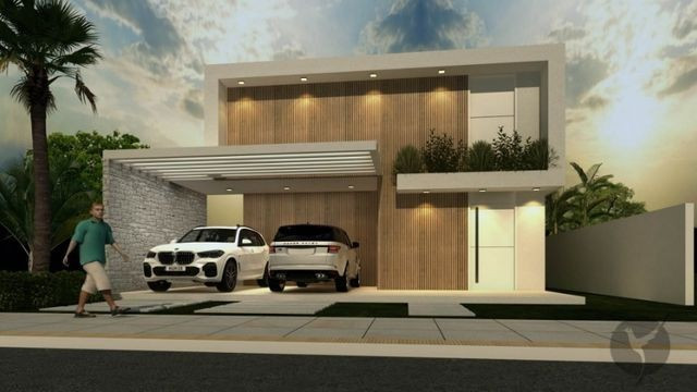 Vendo Casa com 4 Quartos no Sunset Boulevard - Foto 2