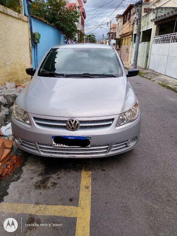 VW Voyage 1.6 2011 Prata  - Foto 3