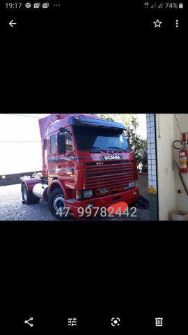 Scania R113 topline 4x2 360  - Foto 2