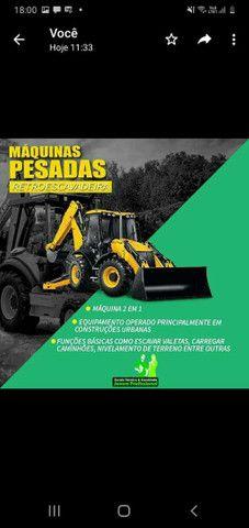 CURSO DE OPERADOR DE MAQUINAS PESADAS  - Foto 2