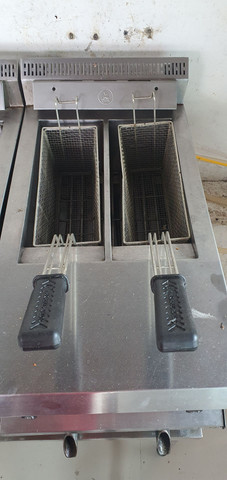 Fritadeira elétrica INOX - Foto 2