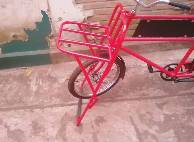 Bicicleta Helbia antiga - Foto 4