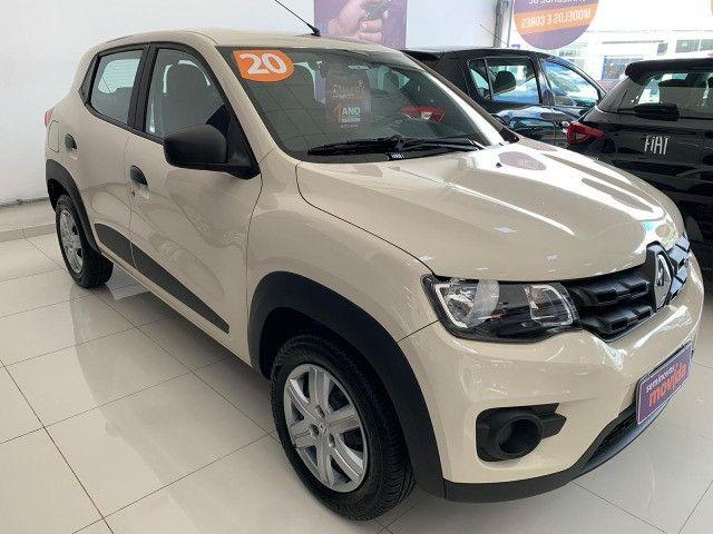 Renault Kwid Zen 2020 - único dono, garantia de 01 ano! - Foto 7