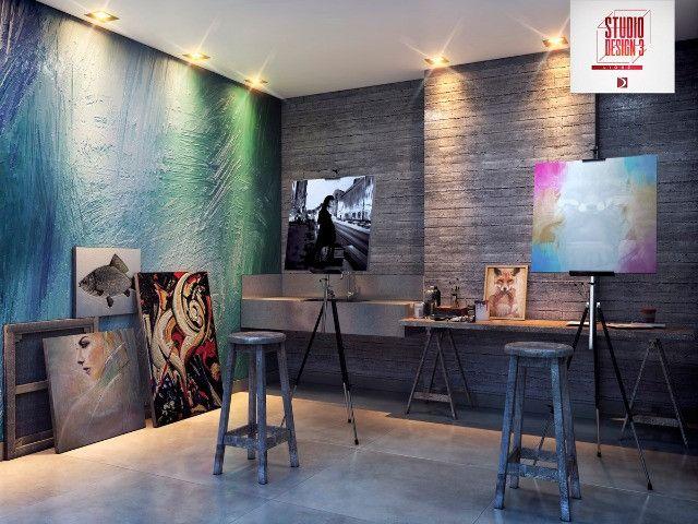 Lançamento Delman!!! Edifício Studio Design 3 - Lions - Foto 5