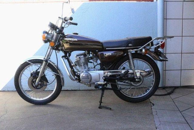 Honda ML 125 1981