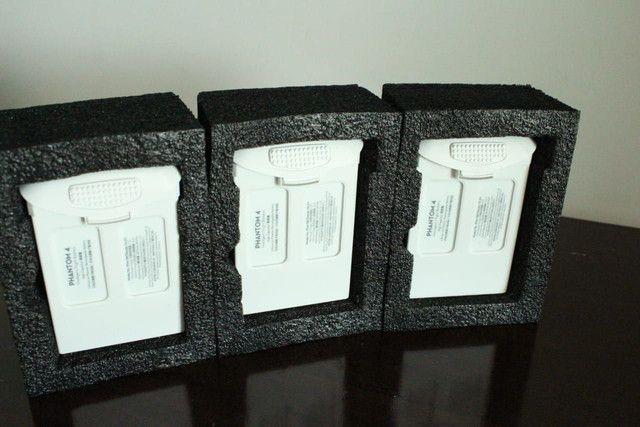 Baterias de 5870mAh para linha Phanton 4PRO  - Foto 3
