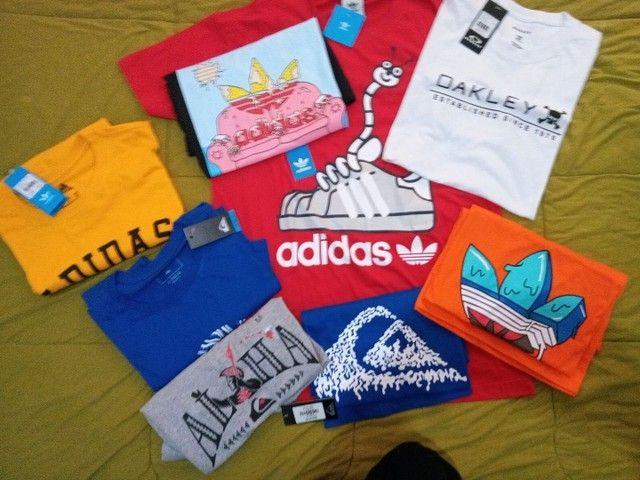 Camisetas de marcas top