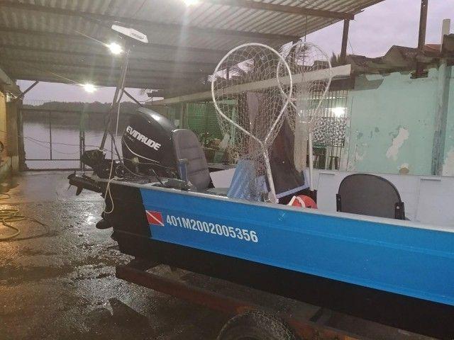 Barco robaleiro - Foto 8