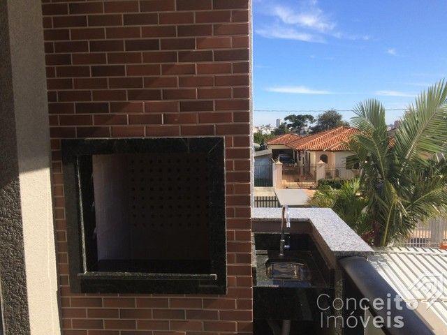 Apartamento à venda com 2 dormitórios em Jardim carvalho, Ponta grossa cod:392280.005 - Foto 18