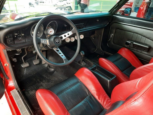 Ford Maverick Gt V8 1977 - Foto 6