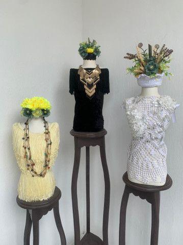 Manequins de busto  - Foto 3
