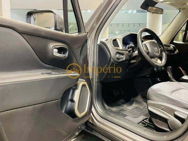 RENEGADE 2017/2017 1.8 16V FLEX LONGITUDE 4P AUTOMÁTICO - Foto 11