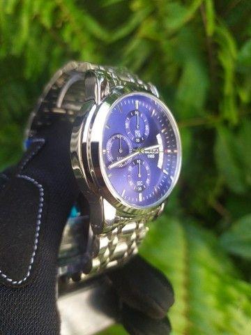 Relógio Masculino NiBOSi Luxo - Foto 2