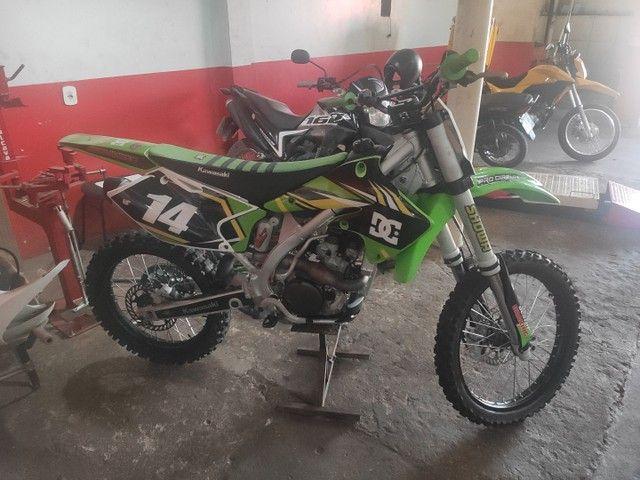 Kawasaki kx250f - Foto 3