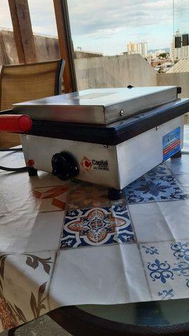 Chapa Pra Lanche elétrica,  - Foto 2