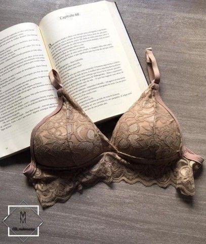 Peças intimas: calcinha e sutiã - Foto 5