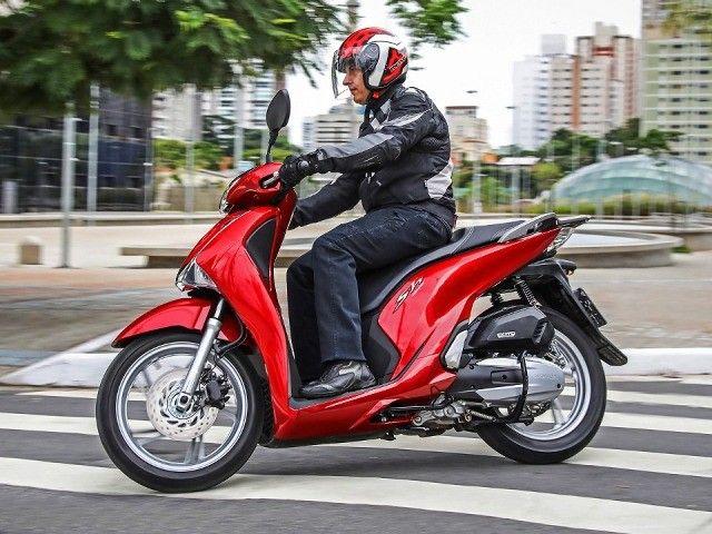 Moto Honda SH 150i 20/21 Zero KM!!
