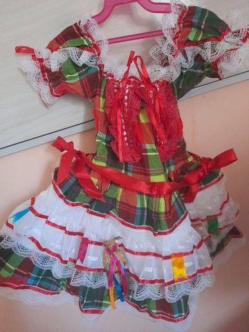 Vestido junino - Foto 3