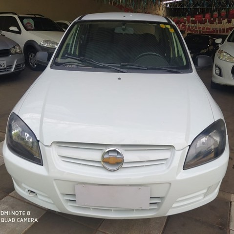 Chevrolet-Prisma 1.4  Joy 8v Flex  2008  - Foto 2