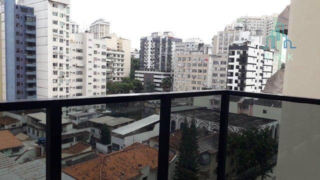 Apartamento com 2 dormitórios para alugar, 85 m² - Ingá - Niterói/RJ - Foto 17