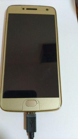 Vendo Celular Moto G5 Plus - 32 GB de armazenamento