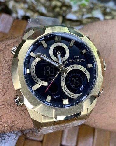 Relógios Masculinos Tecnhos originais