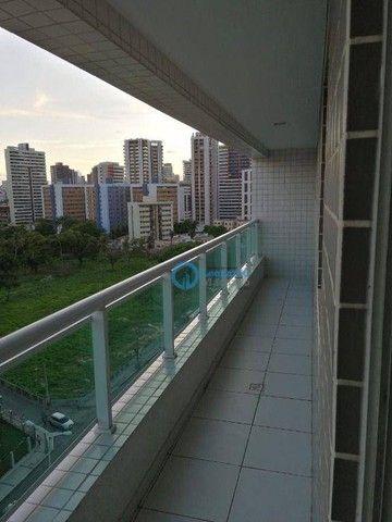 Apartamento com 2 dormitórios à venda, 86 m² por R$ 600.000 - Mucuripe - Fortaleza/CE - Foto 14