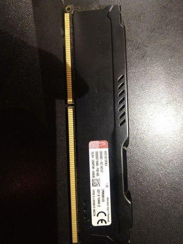 Memória RAM DDR3 4GB (usada) - Foto 2