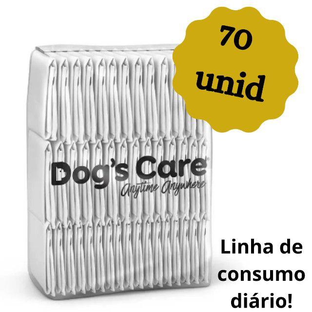 Tapete Higienico 1a. linha pacote econômico com 70 unid, 50 unid ou 30 unid