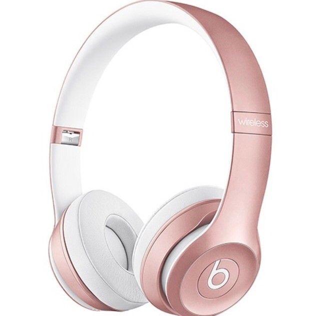 Beats Solo 2 Ouro Rosê Bluetooth (Lacrado/Novo/Original)