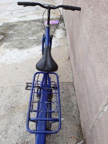 Bicicleta com garupa  - Foto 3