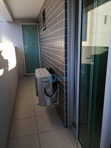 Apartamento com 2 dormitórios à venda, 86 m² por R$ 600.000 - Mucuripe - Fortaleza/CE - Foto 13