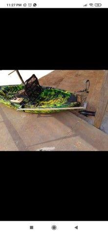 Caiaque de pesca - Foto 3