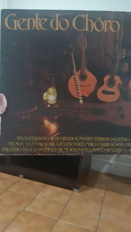 Disco de Vinil ( Gente do Chôro)- R$ 20,00