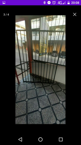 Vendo grade de proteção R$: 700,00 - Foto 2