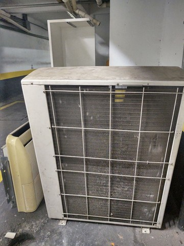 Ar condicionado Fujitsu piso teto 35.000 BTUs 220 - Foto 3