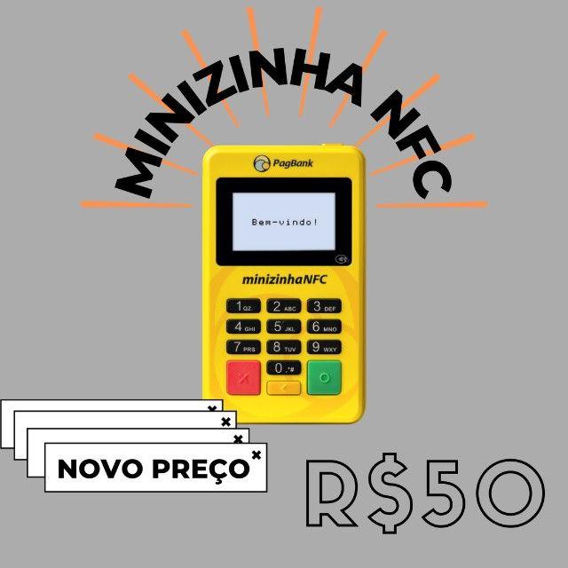 minizinha 50 reais