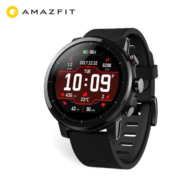 Amazfit Stratos 2 - smartwatch
