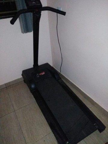 Vendo esteira caloi fitness cl 3003 110v - Foto 2