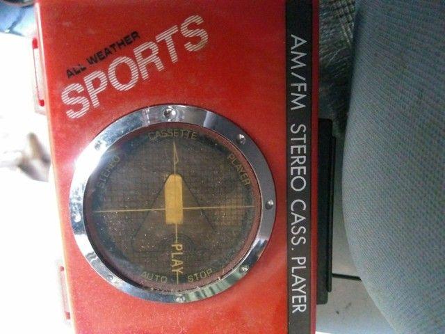 Walkman relíquia novo - Foto 4