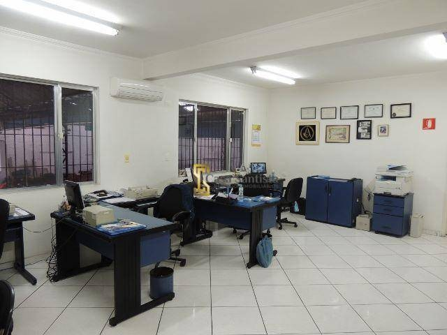 Excelente Galpão 1500m² com pé Direito 6m Escritório Entrada de Caminhão na Vila Mathias - Foto 9