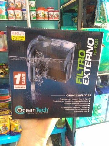 Filtro Externo Ocean Tech - Foto 4