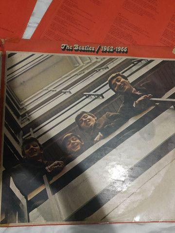Vinil - Beatles 1962-1966 (LP raro)