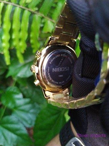 Relógio Masculino NiBOSI  - Foto 4