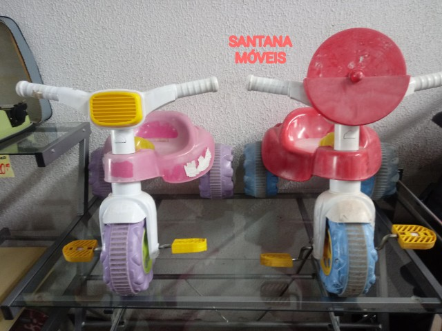 Triciclos infantil.  R$ 29,00 Cda