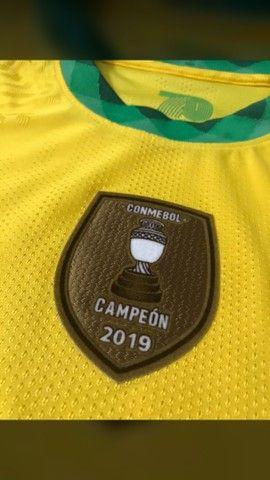 Nova camisa do Brasil  - Foto 3