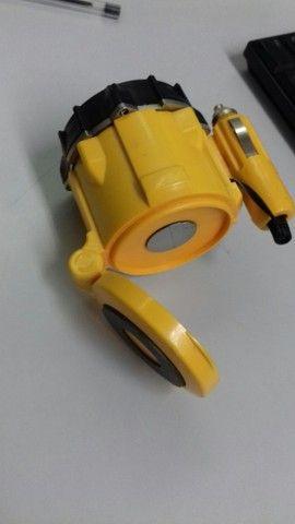 Lanterna Para Veículos Com Base Magnética Com 7 Leds - Foto 4