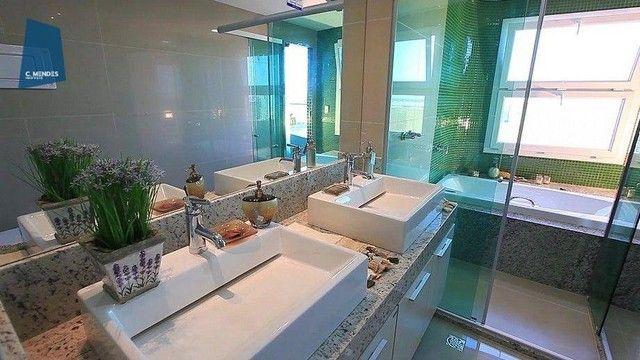 Apartamento à venda, 164 m² por R$ 1.313.737,46 - Guararapes - Fortaleza/CE - Foto 4