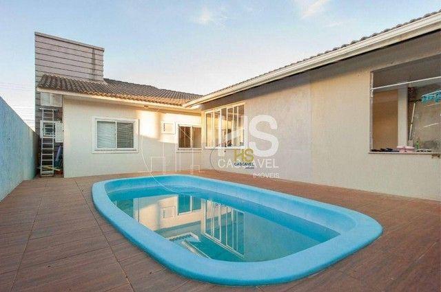 Casa de condomínio à venda com 3 dormitórios em Pacaembu, Cascavel cod:CA0387 - Foto 11