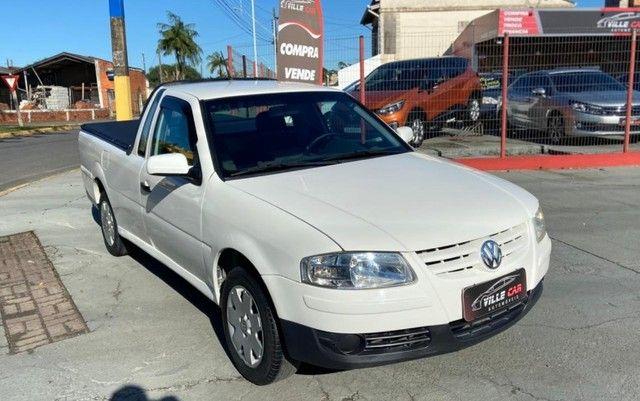 Volkswagen Saveiro 1.6 2010. Financiamos 100% - Foto 3